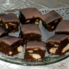 Egy finom Puncskocka sütés nélkül ebédre vagy vacsorára? Puncskocka sütés nélkül Receptek a Mindmegette.hu Recept gyűjteményében!