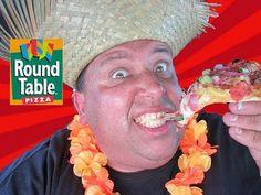 Round Table   Maui Zaui™Pizza REVIEW!