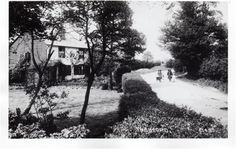 Photo:c.1912, Wickford, but where?Now cnfirmed as Swan lane