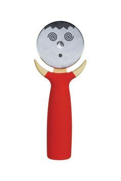 Pepper Pizza Cutter
