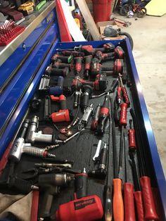 Tool Drawer Organizer, Drawer Organisers, Tool Storage, Tool Drawers, Aviation Technology, Mechanic Shop, Garage Workshop, Tool Box, Epoxy