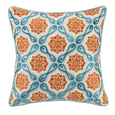 Kate Spain Bahir Pillow I
