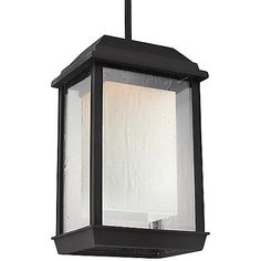 McHenry Outdoor LED Pendant by Feiss at Lumens.com