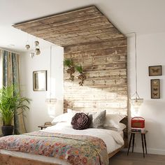 Bring your bedroom to life with a bold headboard - check out these 7 ideas to turn your plain wall into a real statement