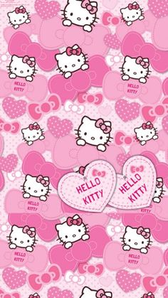 Hello Kitty House, Hello Kitty Bow, Hello Kitty Themes, Hello Kitty Pictures, Hello Kitty Birthday, Sanrio Hello Kitty, Hello Kitty Backgrounds, Hello Kitty Wallpaper, Cute Emoji Wallpaper