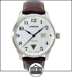 Junkers reloj hombre Iron Annie JU52 6658-1  ✿ Relojes para hombre - (Lujo) ✿