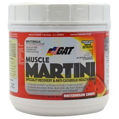 GAT Muscle Martini! Discount GAT Supplements!