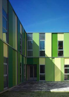 Ampliación del Colegio de Educación Especial Fray Pedro Ponce de León / A3gm Arquitectos