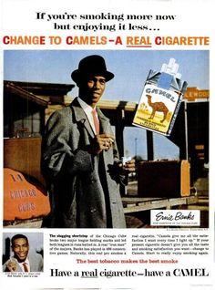 Vintage Black Ads