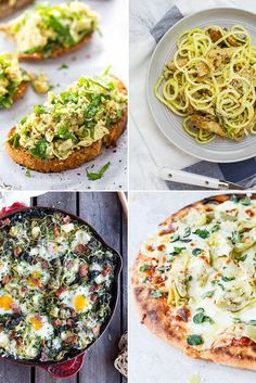 From simple steamed 'chokes to elaborate artichoke-spinach-stuffed mushrooms, these recipes feature a thorny thistle that we sure do love. If you heart artichokes, too, keep reading for more than 30 ways to serve it up this Spring produce.