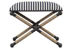 striped x bench otto