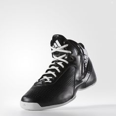 adidas - NXT LVL SPD 3 High Tops, High Top Sneakers, Adidas, Shopping, Shoes, Fashion, Moda, Zapatos, Shoes Outlet