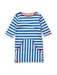 a8890c49ac07 AlbaBaby Envelin Pocket Dress (Blue)