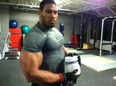 Washington Redskins/ LSU All American Safety and former 1st round NFL Draft Pick LaRon Landry is making some serious progress during his off-season workouts! We are proud to say LaRon is one of Trainer's Choice Vitamins, Supplements, and Nutritional Products best customers! BEAST MODE!!!