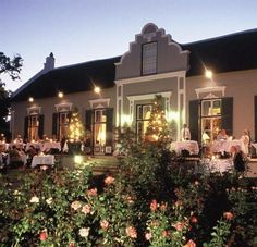 Cape Dutch---love these in South Africa Interior Architecture, Interior And Exterior, Cape Colony, Cape Dutch, Dutch House, Lake Houses, Dutch Colonial, Cape Town South Africa, Patio Lighting