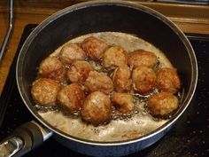 górnośląska kuchnia: klopsiki smażone - kuchnia śląska