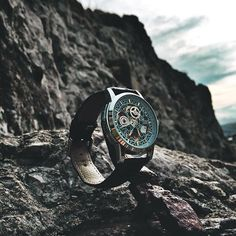 On the Rocks with Da Vinci – Gents Timepieces