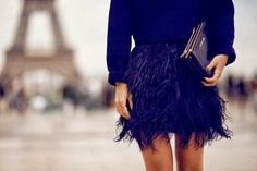 Feather Skirt 2