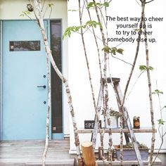 Rustic/外構承ります/玄関/ブルー/日本住建/塩系インテリアの会…などのインテリア実例 - 2015-09-04 07:49:35 | RoomClip(ルームクリップ)
