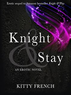 """""""Theirs was a closeness that went way beyond physical proximity. She was under his skin. Moving closer to his heart.   He just didn't know it yet, because no one else had ever found the pathway before.""""   ― Kitty French, Knight & Stay"""