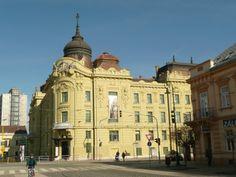 Slovakia, Košice - Eastern museum