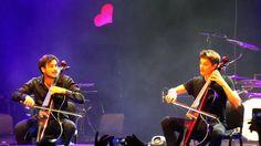 2 Cellos - Na Golici (Luka-Slovenia, Stjepan-Croatia)