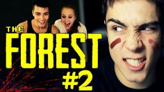 MARTYNA VS REMEK! - The Forest #2
