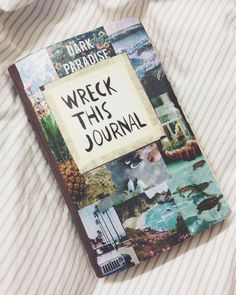 I know this isnt a diy but it is so eay to make yourself so there is no point buying one of these journals ♡