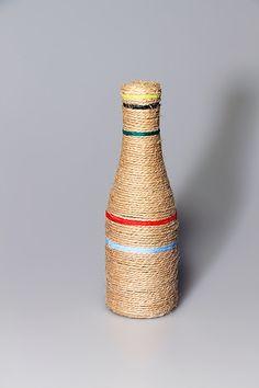 Roped Bottle
