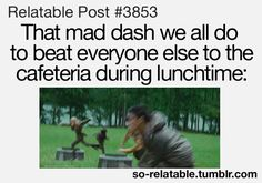 LOL! So true ! Click on it to see it move  Pic from hunger games