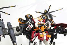 GUNDAM GUY: MG 1/100 Gundam Heavyarms Demselfly - Custom Build