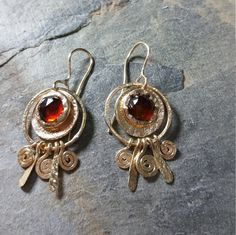 Check out this item in my Etsy shop https://www.etsy.com/il-en/listing/482412846/drop-earringsancient-earringsgarnet