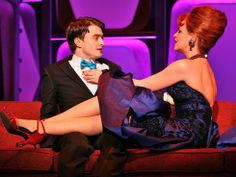 Daniel Radcliffe in How to Succeed in Business Without Really Trying.