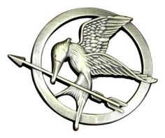 #2: The Hunger Games Movie Mockingjay Prop Rep Pin