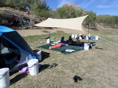 More Orange River fun with our Shade Sails!