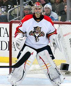 José Théodore - NHL goalie