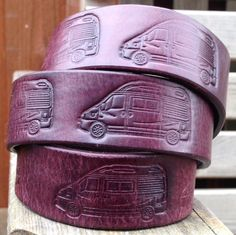 This is a belt made to commemorate a ruby wedding anniversary. The leather is from AA Crack and the stamp is from Nick at artisans.co.uk Ruby Wedding Anniversary, Leather Working, Baseball Hats, Stamp, Belt, Bracelets, Jewelry, Ideas, Fashion