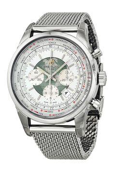 Men's Transocean Chronograph Unitime Watch on HauteLook