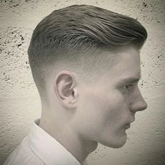 Top honors for the good look of the day goes out to @nicholas_the_Greek for this well blended and well styled classic gentleman's cut!