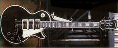 Steve Clark's Customized Gibson Les Paul