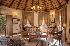 The Outpost lies in the Makuleke Contractual Park, a vast and remote wilderness area bordered to the north by the Limpopo River and Zimbabwe and to the east by Crooks Corner and Mozambique. #safari #luxurysafari #africa