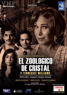El zoológico de cristal ICPNA Miraflores 02/06/2017