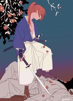 氷の涯 | nekoshige:   「無題」/「はきにくい靴の店」の作品 [pixiv] #pixitail Rurouni Kenshin, Kenshin Anime, Era Meiji, Kenshin Le Vagabond, Manga Anime, Anime Art, Character Art, Character Design, Girls Anime