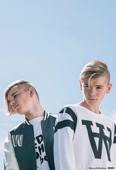 We want you all too Say a question in the comments And we will answer it in private chat⬇⬇⬇❤ Marcus Y Martinus, Mike Singer, Instagram 2017, Dream Boyfriend, I Go Crazy, Cute Twins, Love U Forever, Twin Boys, Twin Brothers
