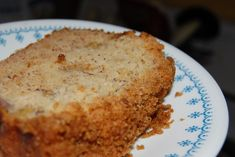 Cream Cheese Banana Bread........I make my banana bread in a square cake pan to keep it from over cooking on the bottom.