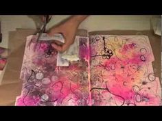 ▶ INTRODUCING: The Mixed Media Inspiration Deck - YouTube