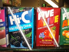 Hi-C and Five Alive #80s