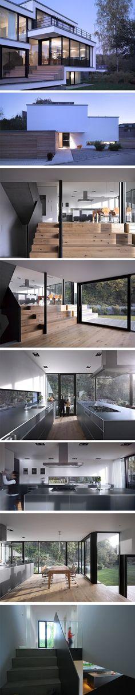 House Zochental par Liebel Architekten