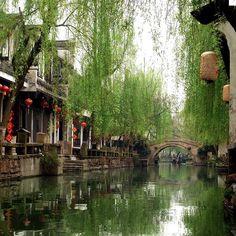 Zhou Zhuang, China (courtesy of Sunsurfer blog)