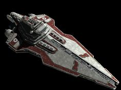 Legacy Class Star Destroyer. This probably isn't canon, but I like the way it visually bridges the gap between the Venator and Imperator classes.